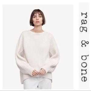 rag & bone Athena Pullover